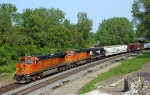 BNSF 5004 West